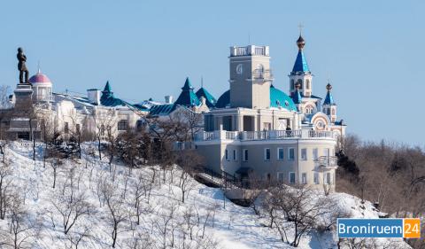 Хабаровск — деловой и промышленный центр Дальнего Востока