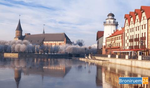 Достопримечательности Калининграда с фото и описанием