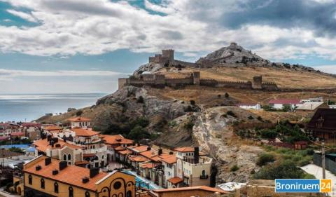 Отпуск в Крыму: достопримечательности Судака с фото и описанием