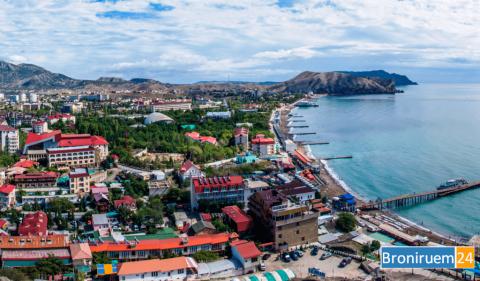 Судак – одно из лучших мест в Крыму!