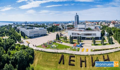 Ульяновск – город на семи ветрах