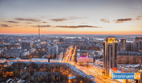 Воронеж – «Столица Черноземья»